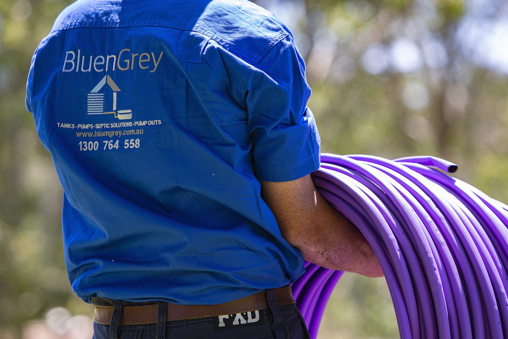 BluenGrey Wastewater Irrigation Service Provider in South East NSW